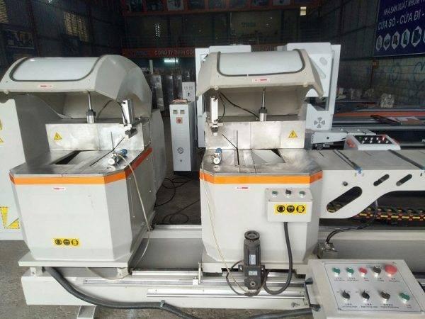 máy cắt 2đầu A500