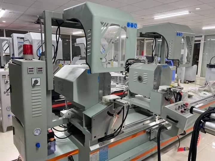 máy cắt nhôm 2 đầu 09s tiêu chuẩn